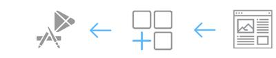 تصميم التطبيقات مع صانع تطبيقات الجوال